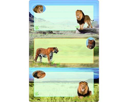 Наклейки д/тетрадей Король-лев 5566