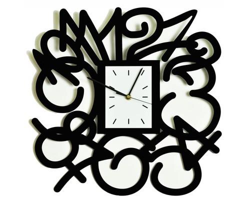 Часы Времянной взрыв (10164) 41х41см