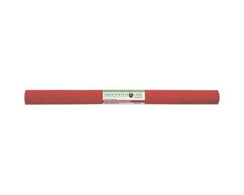 Бумага для творчества креповая,50х250см,32г/м2,красная,CR25004