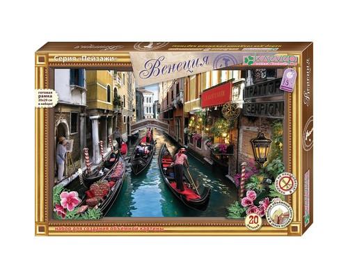 Набор для творчества изготовление картины Венеция ,АБ 21-142