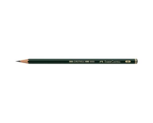 Карандаш чернографитный 5H Faber-Castell 119015