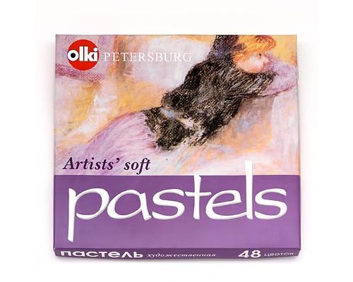 Пастель Olki Soft Портрет 48 цв. сухая 0045