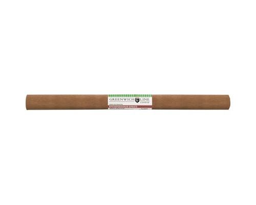 Бумага для творчества креповая,50х250см,32г/м2,светло-коричневая,CR25078