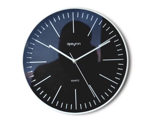 Часы настенные Apeyron PL 9723, пластик, плавн.ход