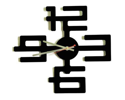 Часы Перекресток времен (10105) 36х32 см