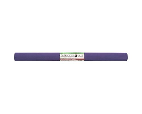 Бумага для творчества креповая,50х250см,32г/м2,фиолетовая,CR25042