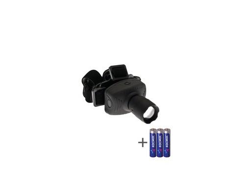 Фонарь светодиодный КОС-Н3W, суперяркий