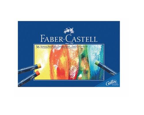 Пастель масляная 36цв Faber-Castell Studio Quality 127036