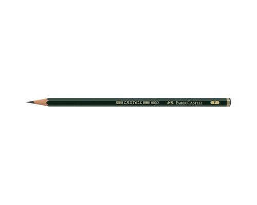 Карандаш чернографитный F Faber-Castell 119010