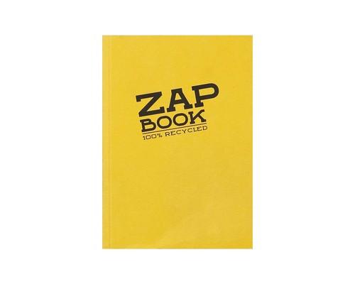 Блокнот Claire Fontaine д.сух.тех.ZAP BOOK(А6,160л,80г,склейка)3356С