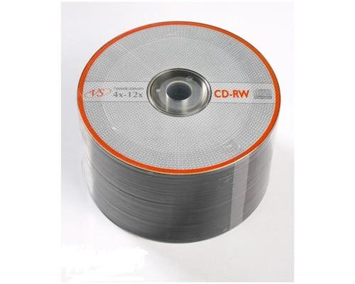 Диск CD-RW VS 0.7 GB 12x 50 штук в упаковке - (166394К)