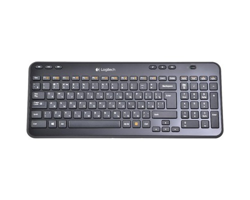 Клавиатура Logitech Wireless Keyboard K360 - (218233К)