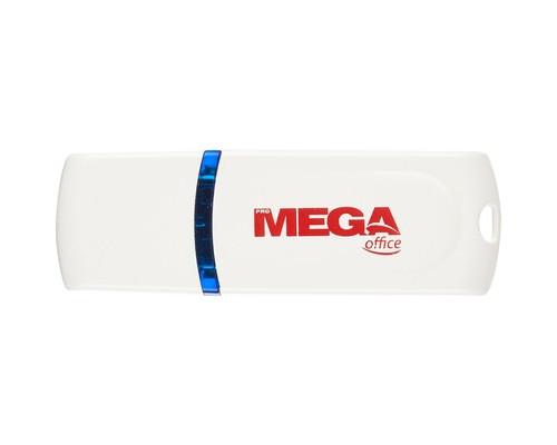 Флеш-память ProMega Jet 16Gb USB 2.0 белая - (617616К)