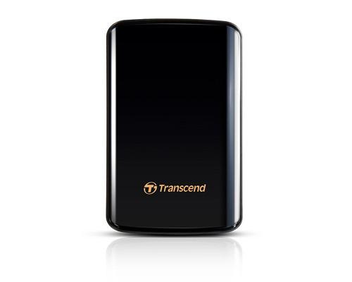 Внешний жесткий диск Transcend 25D3 1 Tb TS1TSJ25D3 usb 3.0 черный - (329635К)