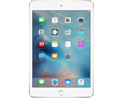 Планшет Apple iPad Mini 4 Wi-Fi 128 Гб золотистый - (505056К)
