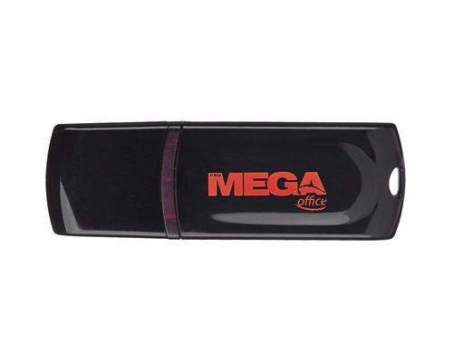 Флеш-память ProMega Jet 16Gb USB 2.0 черная - (478018К)