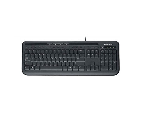 Клавиатура Microsoft Wired Keyboard 600 - (143584К)