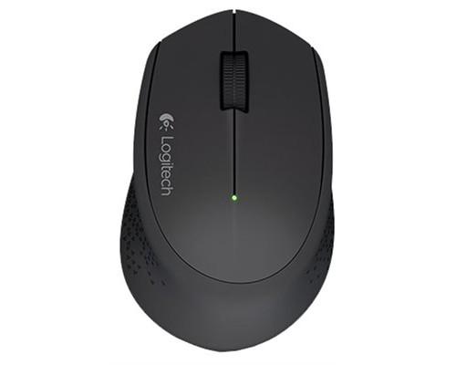 Мышь компьютерная Logitech M280 черная - (412675К)