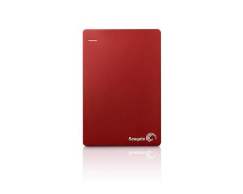 Внешний жесткий диск Seagate Backup Plus 1 Tb STDR1000203 usb 3.0 красный - (352582К)
