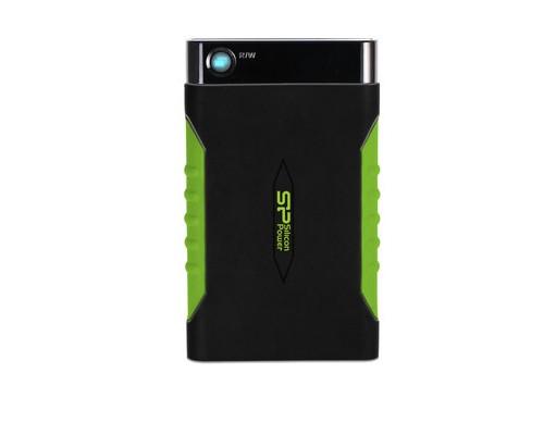 Внешний жесткий диск Silicon Power A15 500 Gb SP500GBPHDA15S3K usb 3.0 черный - (312007К)