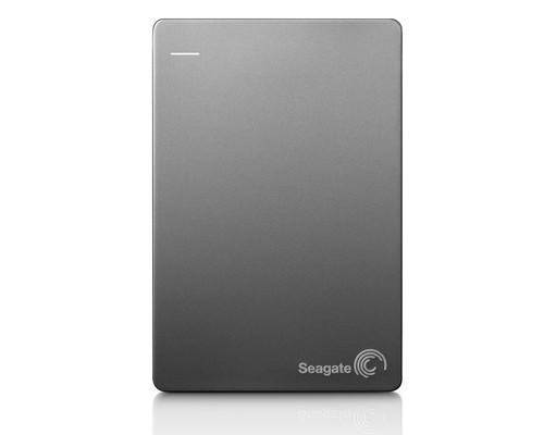 Внешний жесткий диск Seagate Backup Plus 2 Тb STDR2000201 usb 3.0 серебристый - (365298К)