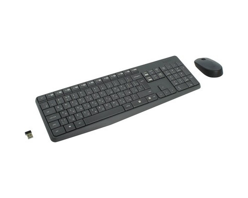Набор клавиатура+мышь Logitech MK235 - (564955К)