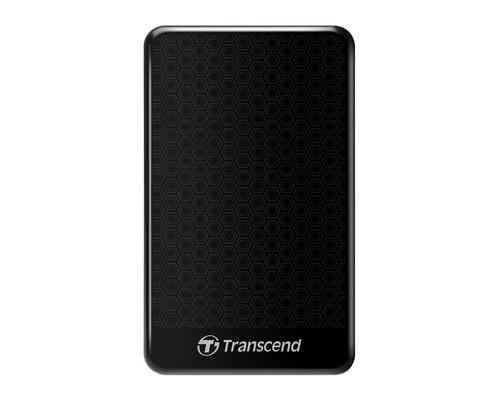 Внешний жесткий диск Transcend 25A3K 1 Tb TS1TSJ25A3K usb 3.0 черный - (285877К)