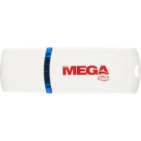 Флеш-память ProMega Jet 8Gb USB 2.0 белая - (617615К)