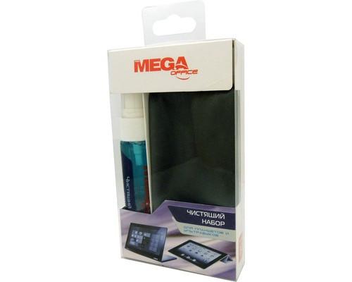 Набор для чистки оргтехники ProМEGA Оffice цифровая техника гель 30 мл + микрофибра - (468387К)
