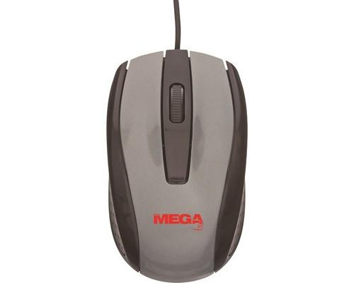 Мышь компьютерная ProMega Jet JY-JT051 серая - (611062К)