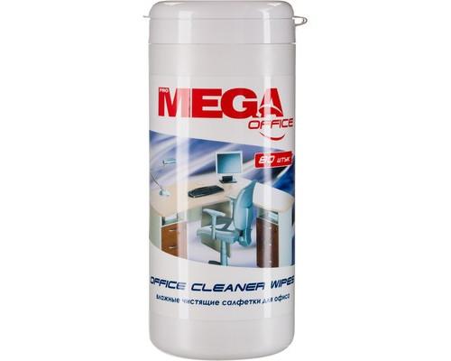Салфетки ProMEGA Оffice Cleaner Wipes в тубе для рабочего пространства 80 штук - (323648К)