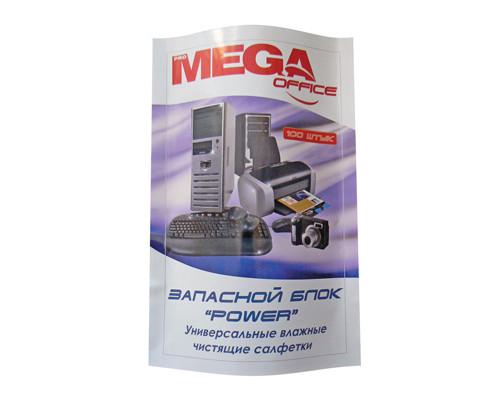 Салфетки ProMega Office Power универсальные запасной блок 100 штук - (127653К)