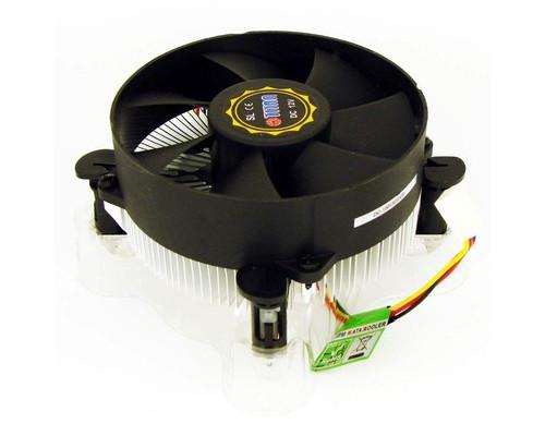 Вентилятор для процессора Titan DC-156V925X/R(Z/R) s1150/55/56 Al 2200 оборотов - (342892К)