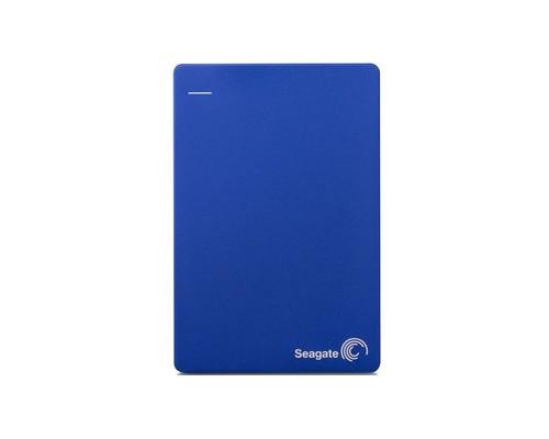 Внешний жесткий диск Seagate Backup Plus 1 Tb STDR1000202 usb 3.0 синий - (352581К)