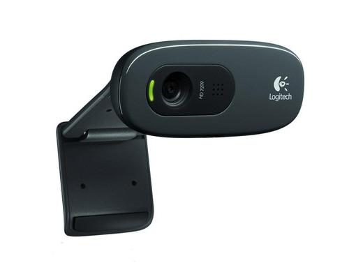Веб-камера Logitech Webcam C270 - (197329К)