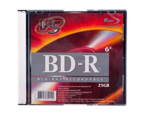 Диск BD-R VS 25 Gb 6x - (565883К)