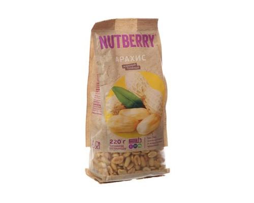 Арахис Nutberry 220 г - (640528К)
