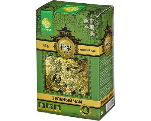 Чай Shennun зеленый 100 г - (464235К)