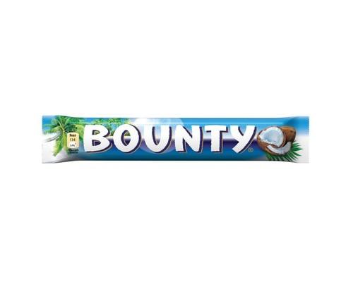 Шоколадный батончик Bounty 55 г - (409456К)