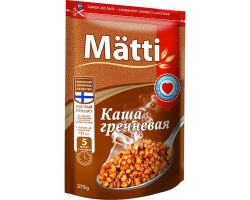 Каша Matti гречневая 375 г - (403050К)