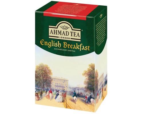 Чай Ahmad Tea черный 100 г - (521956К)