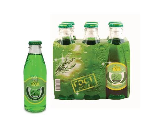Напиток Star-bar Тархун газированный 0.175 л 6 штук в упаковке - (456922К)