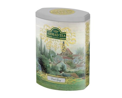 Чай Ahmad Tea Earl Grey 100 г - (656555К)