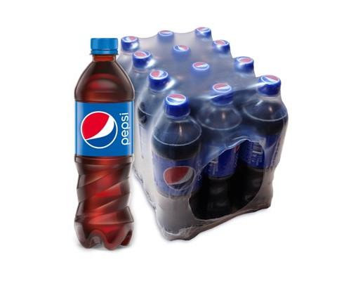 Напиток Pepsi газированный 0.6 л 12 штук в упаковке - (104488К)