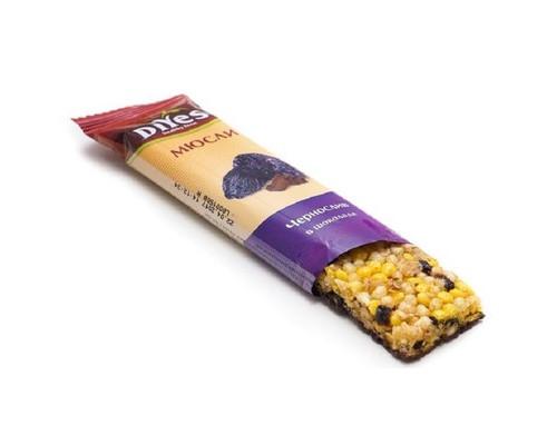 Батончик мюсли ДиYes чернослив в шоколаде 25 г - (427626К)