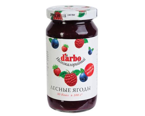 Конфитюр Darbo лесные ягоды 220 г - (251459К)