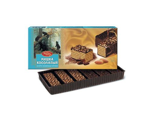 Торт вафельный Мишка косолапый 250 г - (271980К)