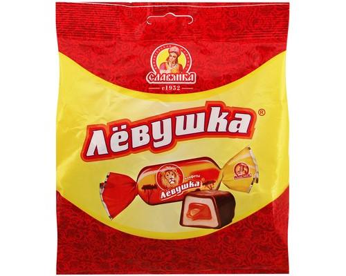 Конфеты шоколадные Славянка Левушка 199 г - (640167К)