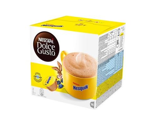 Капсулы для кофемашин Dolce Gusto Nesquik 16 штук в упаковке - (422200К)