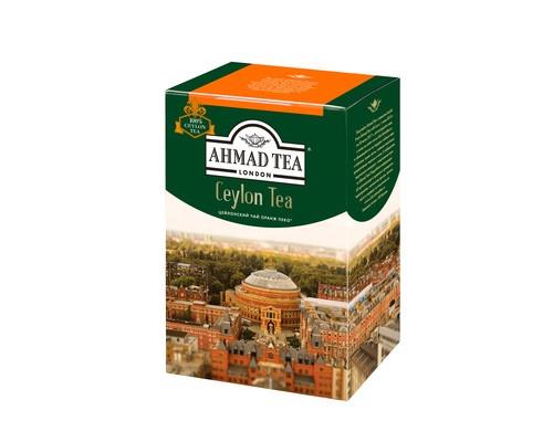 Чай Ahmad Ceylon Tea черный 200 г - (305421К)
